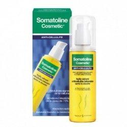 SOMATOLINE Huile sérum anticellulite intensive après la douche tube de 125 ml