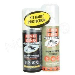 CINQ SUR CINQ Kit haute protection