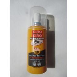 CINQ SUR CINQ Spray U.V de 75 ml