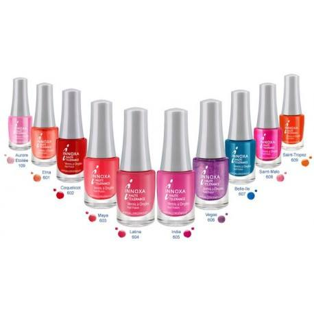 Innoxa vernis ongles s chage express notrepharma - Mallette pour vernis a ongles ...