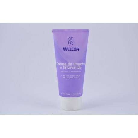 WELEDA SOINS CORPS Crème de douche à la Lavande Tube de 200ml
