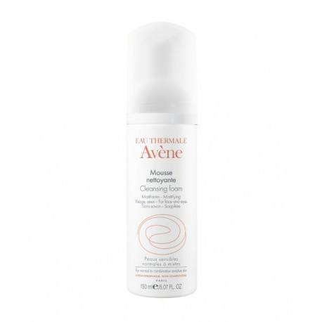 AVENE SOINS ESSENT Mousse nettoyante matifiante Flacon de 150ml