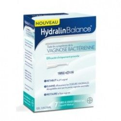 HYDRALIN BALANCE Gel contre la vaginose bactérienne