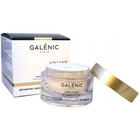 GALENIC ARGANE Emulsion douceur peau normale Pot de 50 ml