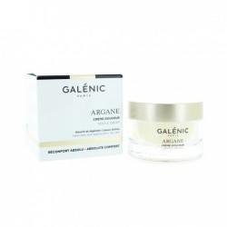 GALENIC ARGANE Crème douceur peaux sèches Pot de 50 ml