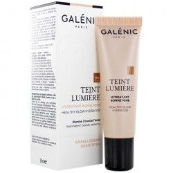 GALENIC TEINT LUMIERE Hydratant bonne mine mat Tube de 30 ml