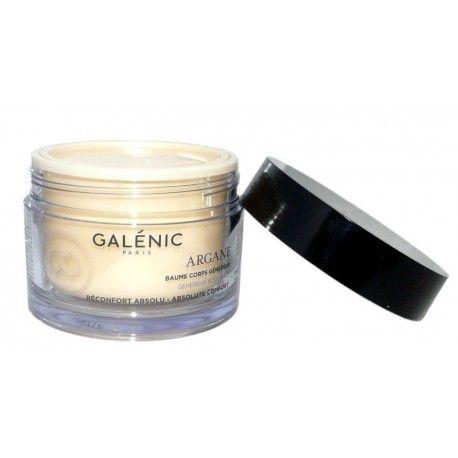 GALENIC ARGANE Baume généreux confort infini 24 h Pot de  200 ml