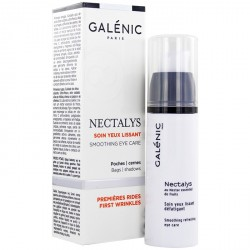 GALENIC NECTALYS Soin yeux lissant Tube de 15ml