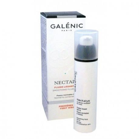 GALENIC NECTALYS Fluide lissant SPF 15 Peaux normales et mixtes Tube de 50 ml