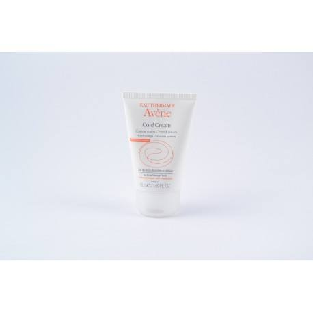 AVENE COLD CREAM Crème mains Tube de 50ml