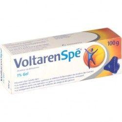 VOLTARENSPE 1% Gel T/100g