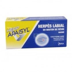 HERP APAISYL Baume labial traitant Tube de 2g