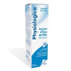 PHYSIOLOGICA Spray isotonique Eau mer 100ml