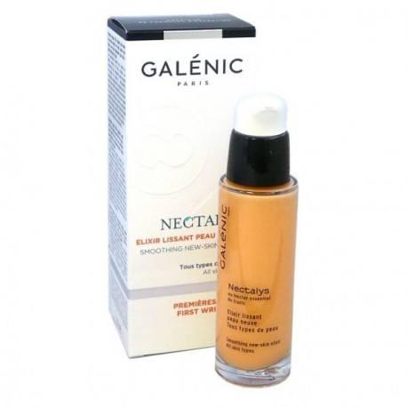 GALENIC NECTALYS Elixir lissant peau neuve Toutes peaux 30ml