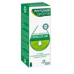 PHYTOSUN AROMS Huile essentielle citronelle de java Tube de 30 ml