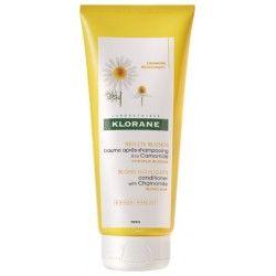 KLORANE Reflets Blonds Baume après shampooing à la Camomille Tube de 200 ml