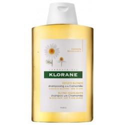 KLORANE CAPILL Shamp Camomille Fl/400ml