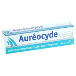 AUREOCYDE Cr assain anti-bact T/15g