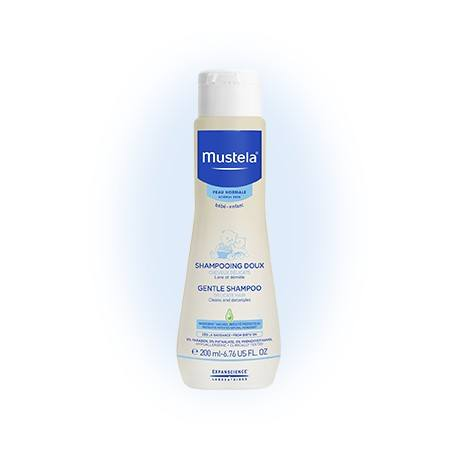 MUSTELA BB Shamp doux Fl/200ml