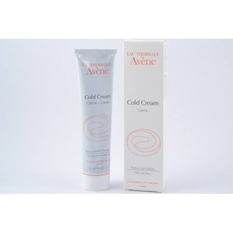 AVENE COLD CREAM Cr vis T/100ml