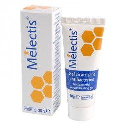 MELECTIS Gel cicatrisant Tube de 30 grammes