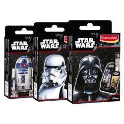 ELASTOPLAST Boite de 16 pansements Star Wars