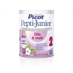 PICOT PEPTI - JUNIOR 2 ème âge Dès 6 mois Pot de 460 gr