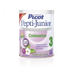PICOT PEPTI - JUNIOR 3 ème âge Dès 12 mois Pot de 460 gr