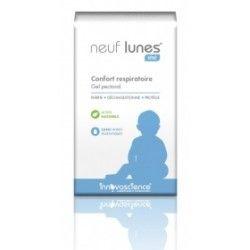 NEUF LUNES Bébé Confort respiratoires Baume de 50 ml