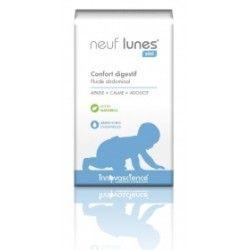 NEUF LUNES Bébé Confort digestif Fluide abdominal de 50 ml