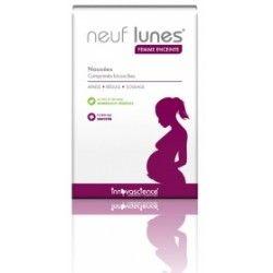 NEUF LUNES Femmes enceinte comprimés contre les nauséesBoite de 30