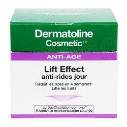 DERMATOLIN Cosmetic Lift Effect anti rides Jour Pot de 50 ml + 15 ml de nuit offert