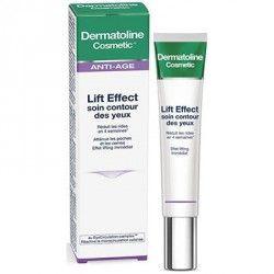 DERMATOLINE COSMETIC Lift Effect Soin contour des yeux Tube de 15 ml