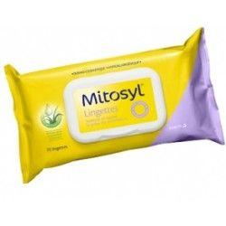 Mitosyl Lingettes Biodégradables Sachet de 72