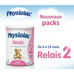 physiolac2 lot 4 +biberon
