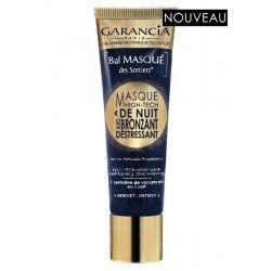 GARANCIA Masque de nuit auto bronzant destressant Tube de 50 ml
