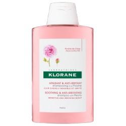 KLORANE CAPILLAIRE Shampooing Pivoine  de chine Flacon de 400ml