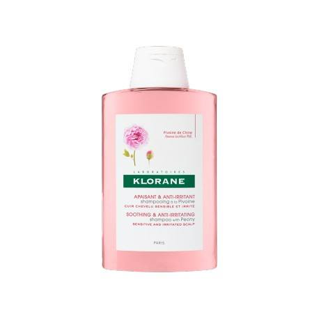 KLORANE CAPILLAIRE Shampooing Pivoine Flacon de 400ml