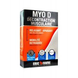 MYO D Decontraction musculaire Boite de 30 comprimés