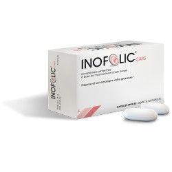 INOFOLIC Prépare et acoompagne votre grossesse Boite de 30 capsules
