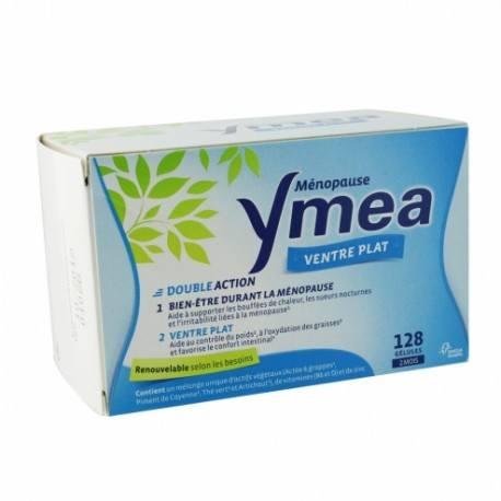 YMEA Ménopause + Ventre PLat Boite de 128 gélules