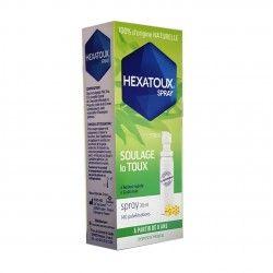 HEXATOUX Spray Soulage la toux Flacon de 30 ml