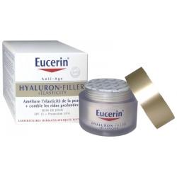 EUCERIN Coffret Hyaluron Filler Elasticity + Soin de nuit 20 ml offert