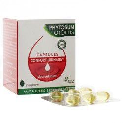 PHYTOSUN AROMS Capsules confort urinaire Boite de 30