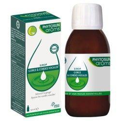 PHYTOSUN AROMS Sirop BRONCHOSEC Flacon de 150 ml