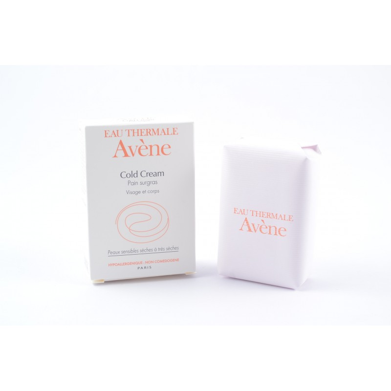 avene cold cream pain surgras visage et corps 100g notrepharma. Black Bedroom Furniture Sets. Home Design Ideas
