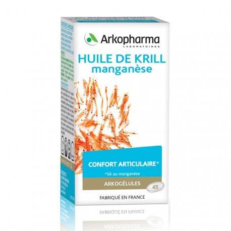 ARKOGELULES Hle krill Gél Fl/30