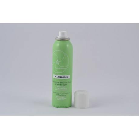 KLORANE DERMO PROTECTEUR Déodorant à l'Althéa Spray de 125ml