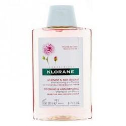 KLORANE CAPILLAIRE Shampooing Pivoine Flacon de 200ml