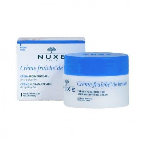 NUXE Crème fraiche de beauté peaux sensibles - normales Pot de 50 ml
